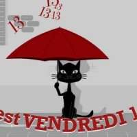 Cafés Français : Les Superstitions - Vendredi 13 avril 18:00-21:00