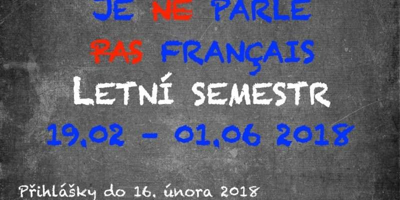 Second semestre 2017-2018