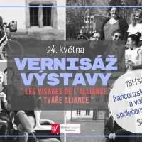 Vernissage : « Les Visages de l'Alliance » - Vendredi 24 mai 18:00-21:00