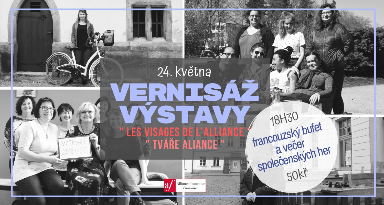 Vernissage : « Les Visages de l'Alliance »